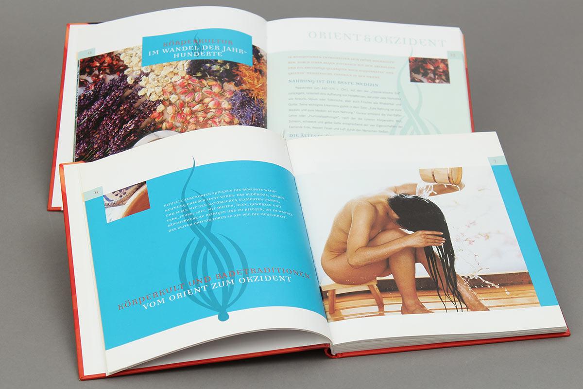 """Das Buch """"Honigmilch und Rosenöl"""" von Andrea Schneider aus der Reihe {e}motion. Aufmacher."""