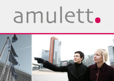 Amulett-Dolmetschungen und Übersetzungen