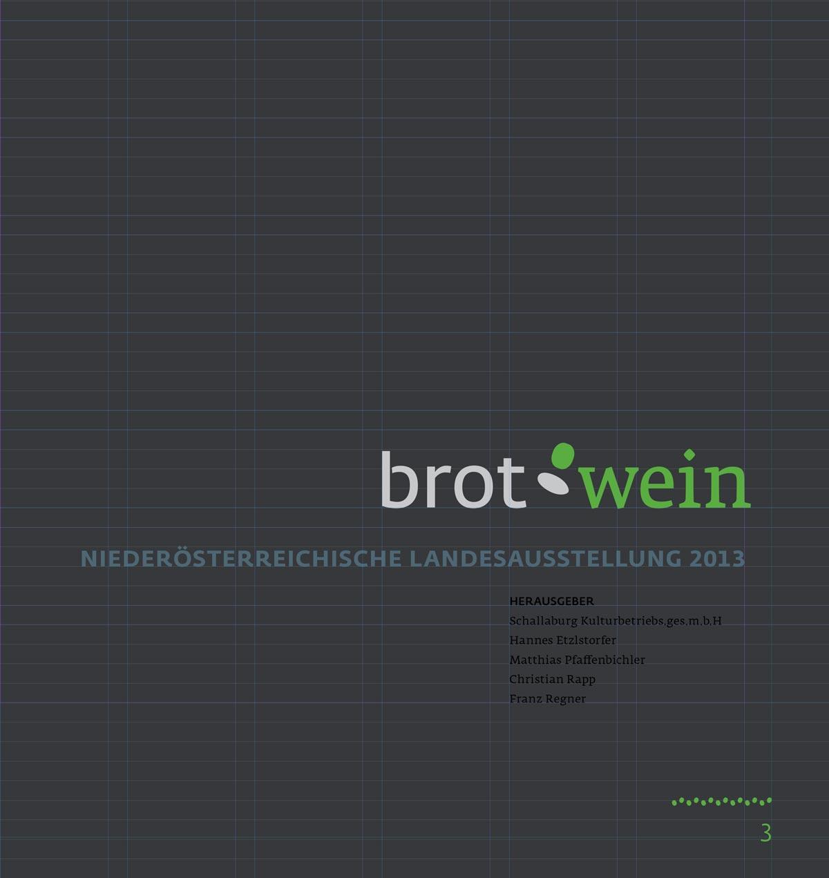 Herausgeber: Schallabung Kulturbetriebs.ges.m.b.H, Dr. Hannes Etzlstorfer, Dr. Matthias Pfaffenbichlex, Dr. Christian Rapp, DI Franz Regner