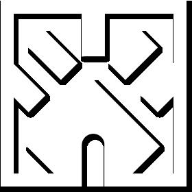 Logo der Firma Grafikraum in Wien. Grafikraum macht Grafikdesign und Webdesign und Informationsdesign.