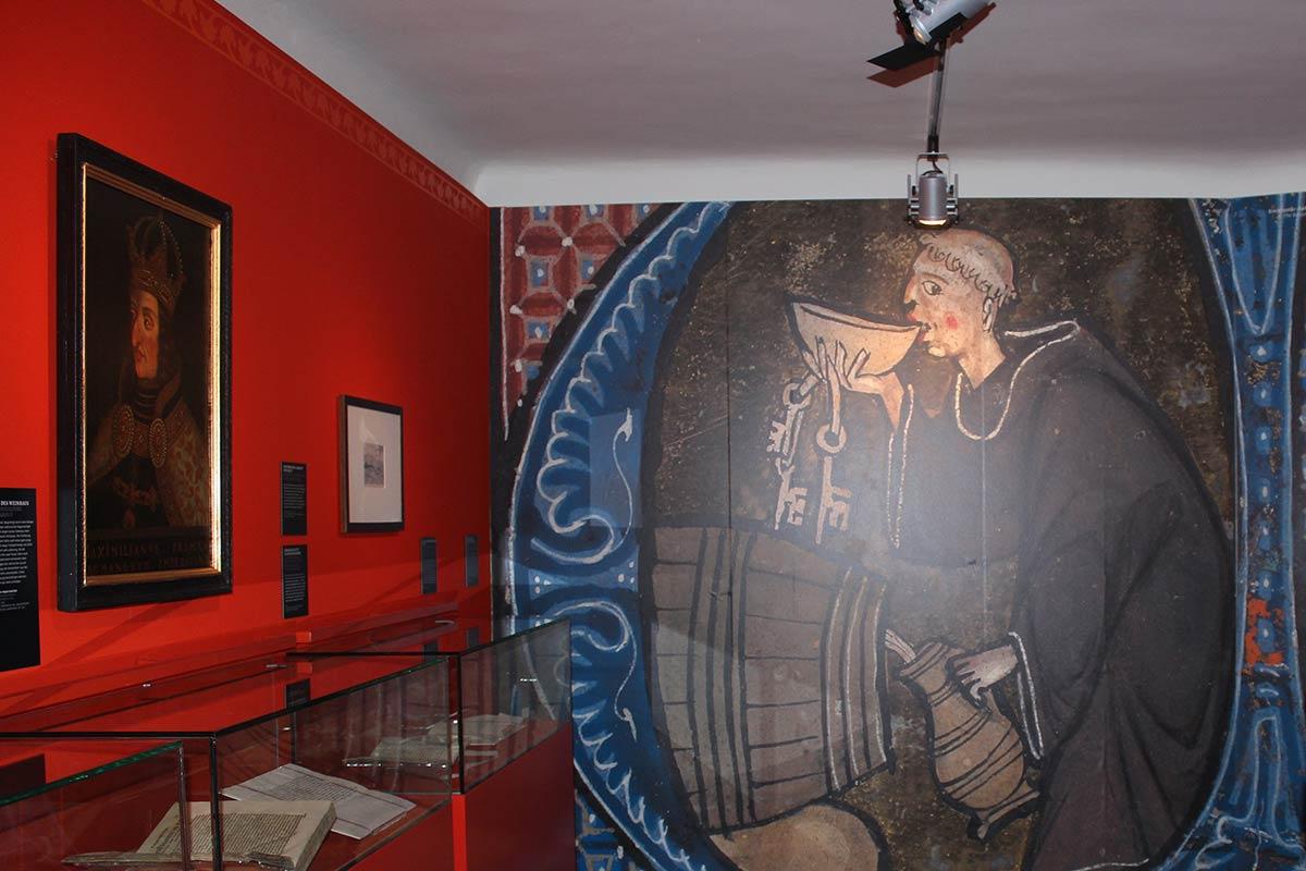 """Niederösterreichische Landesausstellung """"Brot & Wein"""", Mittelalter"""
